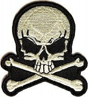 Skull-Cross-Bones-Funny-Sayings-Vest-Patch-Motorcycle-Biker-Patch-Club ...