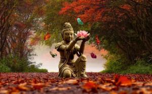 Le Bouddha appelle à voir en la conscience une source inépuisable de ...
