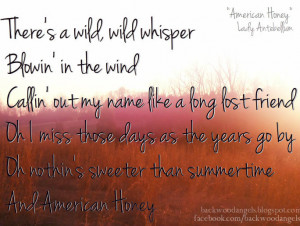 Country Song Lyrics Quotes 2012