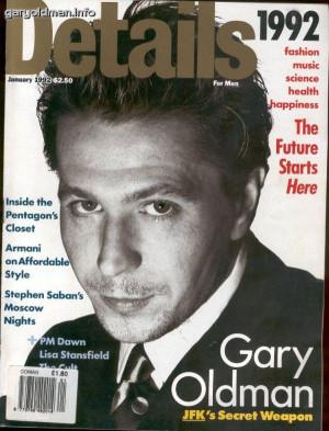 ba87d5a618 gary oldman details cover Gary Oldman Quotes