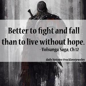 Viking Wisdom.