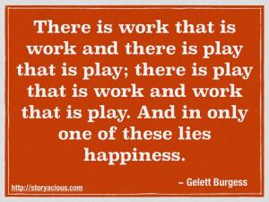 January 30 - Gelett Burgess' Birthday