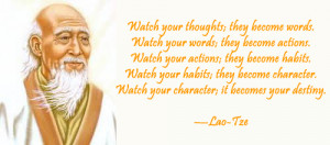 Lao Tzu Quote :: Motivational Quote