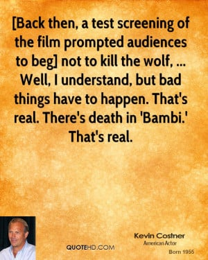Back then, a test screening of the film prompted audiences to beg ...