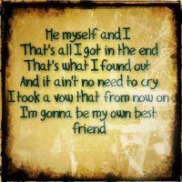Beyonce #lyrics #memyselfandi