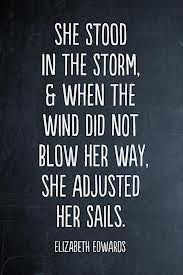 Storm Quotes and Sayings
