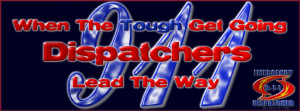 Dispatchers Lead The Way Facebook Cover 2012