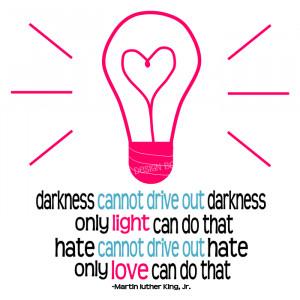 Light/Love Quote