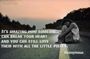 Heartbreak Quote
