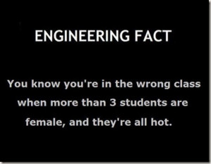Funny Science Quotes For Students 3 students are female,