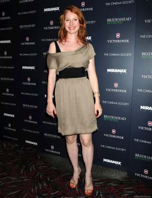 Alicia Witt See Through