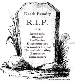 Use of the death penalty by government legitimizes violence as a ...