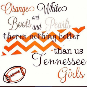 Tennessee girls!