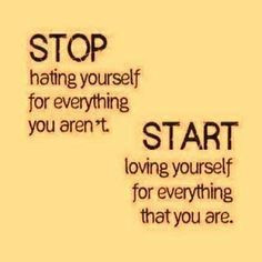 ... Self Esteem | Women's Empowerment | Teens http://www.BeYourOwnYou.com