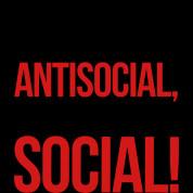 antisocial i m not antisocial i m selectively social funny antisocial ...