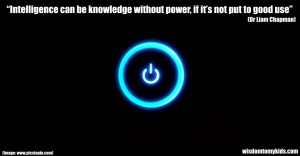 Name : Wisdom-quote-by-Dr-Liam-Chapman-about-intellgence-and-knowledge ...