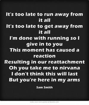 Nirvana - Sam Smith