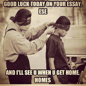 Good Luck Today...