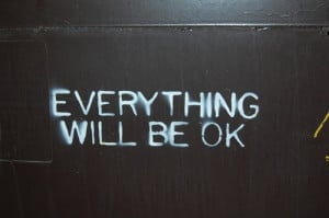Optimistic, quotes, sayings, everything will be ok