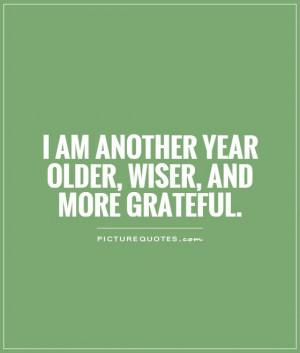 Birthday Quotes Grateful Quotes