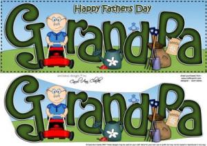 Happy Fathers Day Grandpa 3