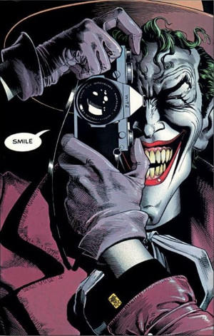 The Joker The Killing Joke