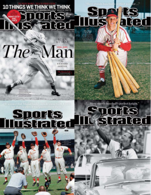 Stan Musial: Sports Illustrated honors legend with special cover ...