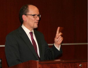 Rauh Lecture by Tom Perez: Quotes, Photos, Video