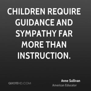 Anne Sullivan Quotes | QuoteHD