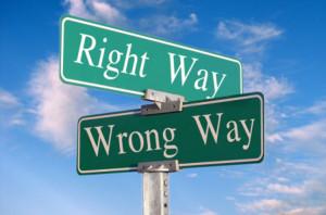 Right Way Wrong Way image