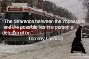 Tommy Lasorda.