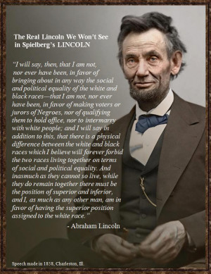quote from abraham lincoln s speech he gave concerning the dred ...