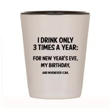 Funny Shot Glass Sayings