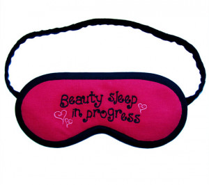 Quotes on Beauty of Eyes Eye Mask Quot Beauty Sleep in
