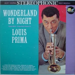 Louis Prima: Wonderland By Night, Pretty Music Prima Style, Vol, II