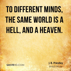 Priestley Quotes
