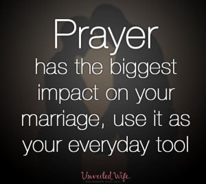 ... has the biggest impact on your marriage, use it as your everyday tool