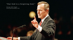 13 Famous George H.W. Bush Quotes on Freemason, Illuminati, and ...