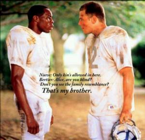 True friendship...brotherhood