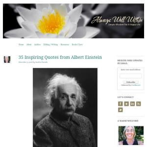 35 Inspiring Quotes from Albert Einstein