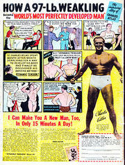 Charles Atlas Program