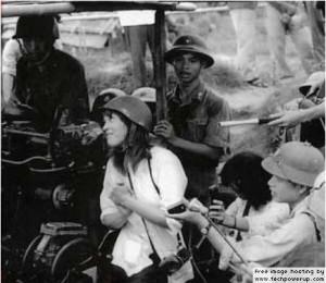 "Hanoi"" Jane Fonda Apologizes For Her Treason. Should She Be Forgiven ..."