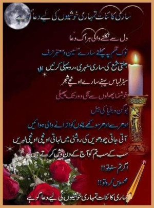 Birthday Quotes for Best Friend in Urdu