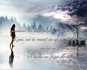 25 Outstanding Missing You Quotes