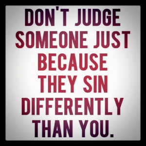 ... of shaitaan to make us believe that we can sin too if others are