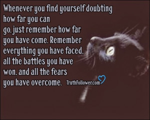 Find yourself and Remember everything, Self Discovery Quotes