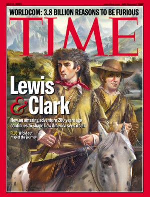 Lewis And Clark Quotes Lewis & clark - time - news,