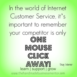 Customer Service Is Not Just A Slogan