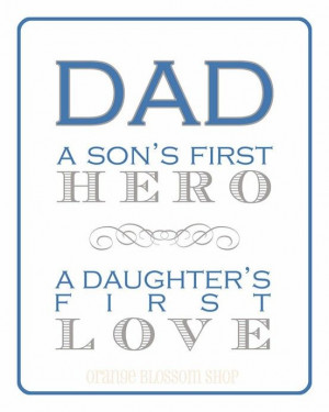 father's day sweet sayings