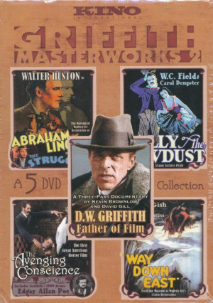 MULTI] D. W. Griffith Masterworks [9 DVD9s & 3 DVD5s]